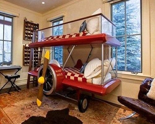 1000 ideas about twin bed frames on pinterest twin for Airplane bed frame