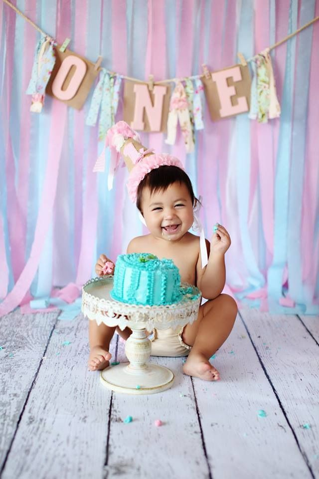 Cake Smash 1st Birthday Autumn Moore Photography | Beckley ...