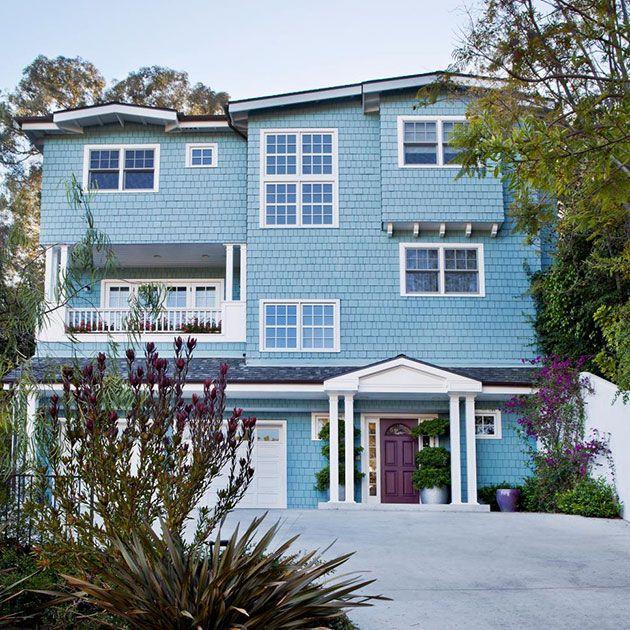 45 Fotos Y Colores Para Pintar Casa Por Fuera Mil Ideas De Decoración Colores Para Pintar Casas Colores Para Casas Exteriores Casas Pintadas Exterior