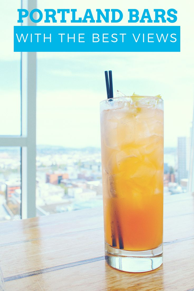 Our picks for the bars with the best views in Portland http://trib.al/8pDzXMG