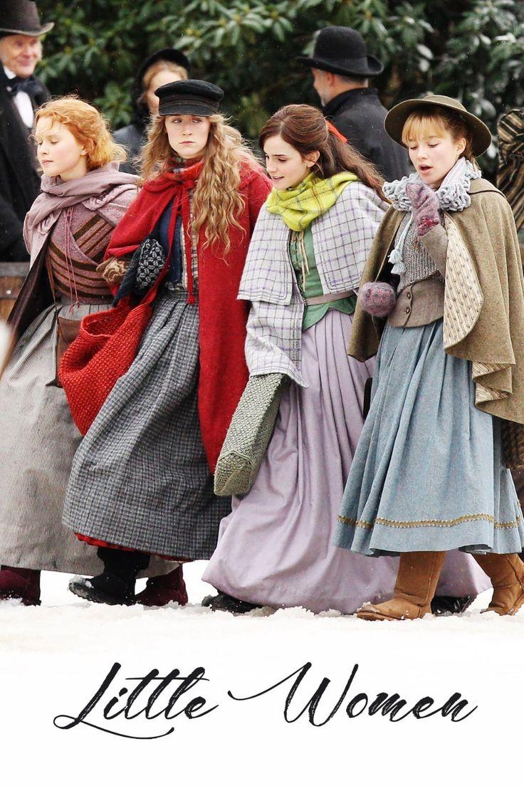 Little Women Trailer With Saoirse Ronan And Emma Watson Ashby Dodd Women Woman Movie Full Movies Online Free
