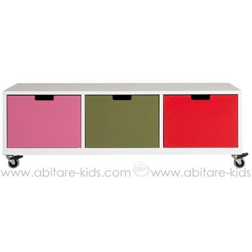 Les 12 meilleures images propos de armoire enfant rangement sur pinterest - Rangement bas chambre ...