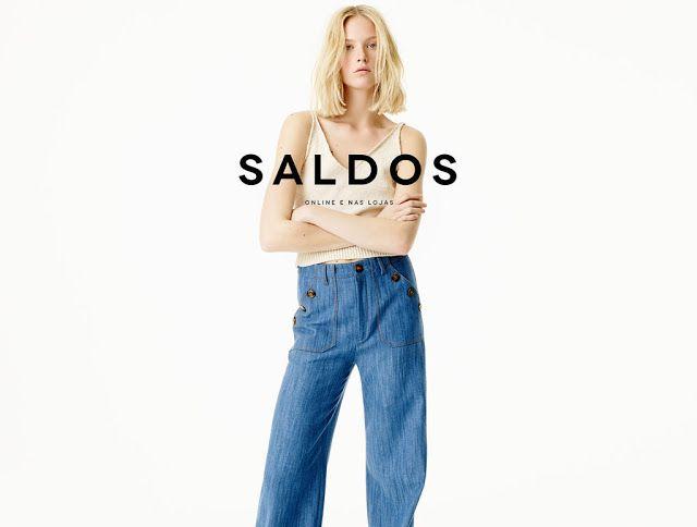 Zara Saldos online & nas Lojas Image #saldos #Zara