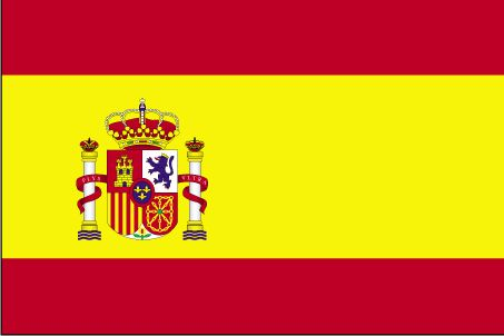 Country Flags: Spain Flag
