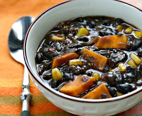 Recipe for Three Sisters soup (beans, squash and corn)
