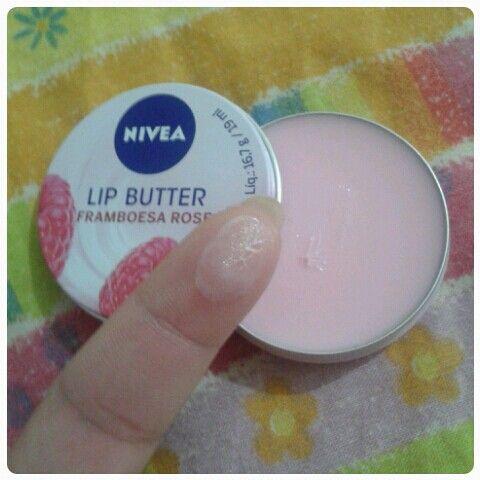 Lip Butter Nivea #AmandoDemais