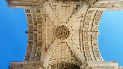 Look up. Always. #Lisbon #Lisboa #Portugal