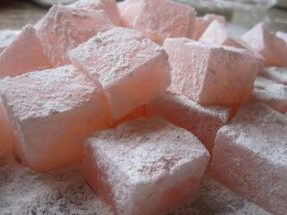 Sares' #Thermomix Turkish Delight - http://www.forumthermomix.com/index.php?topic=8027.0 Eastern delicacy, made at home. Enjoy!