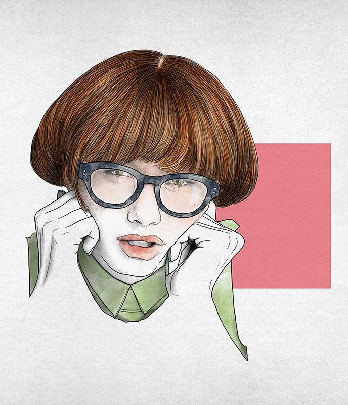 #fortunatodisco #newdivision #illustration #digital #pencil #line #digital #character