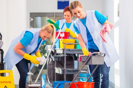 Entretien ménager résidentiel