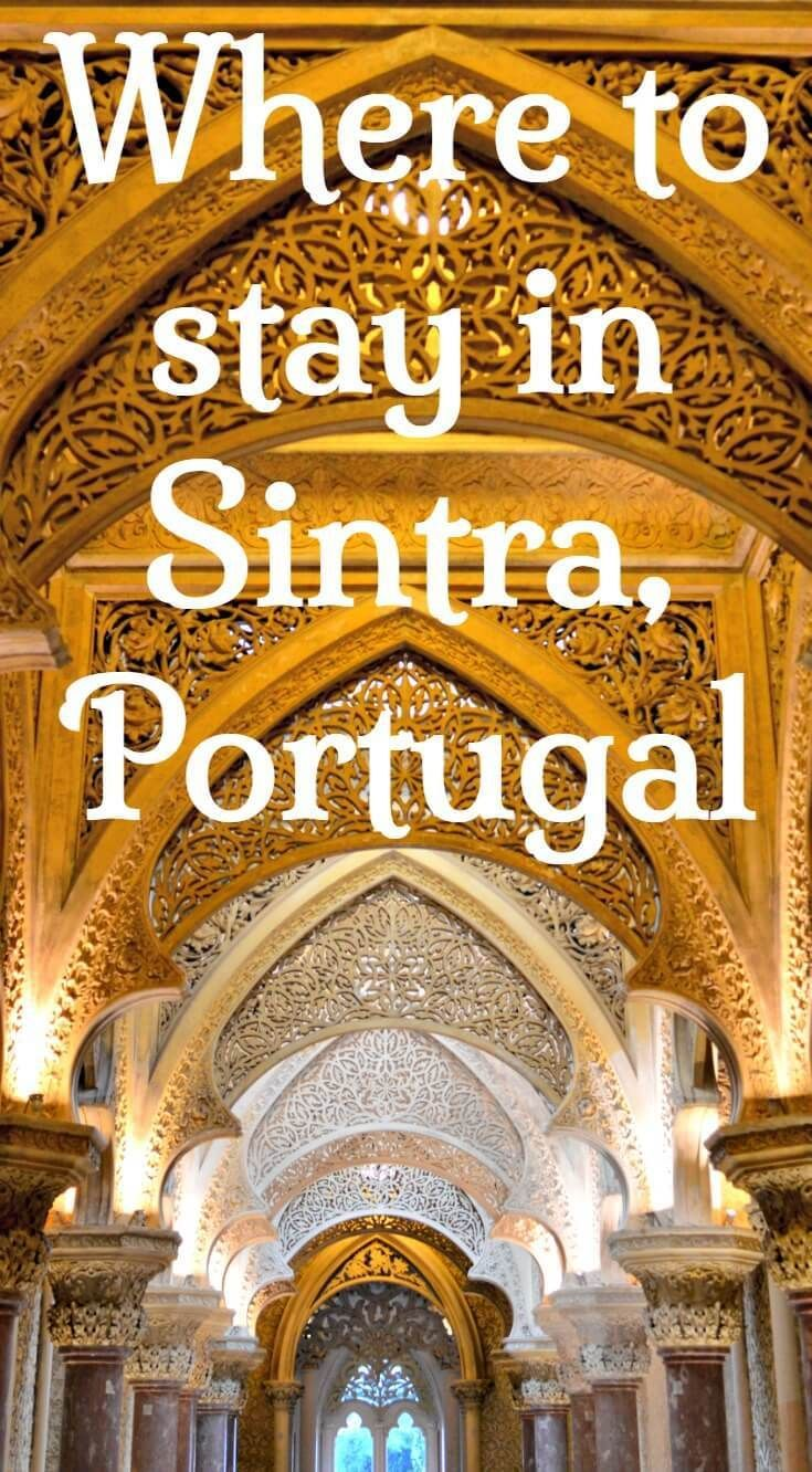 Insider guide to the best centrally-located accommodation in Sintra, for all budgets. Discover the charm of this historical town after the daytripping crowds disappear with an overnight stay. I've picked some of the best guesthouses, boutique hotels, luxury hotels in Sintra and apartments. Click to find out what would suit you best and book your Sintra accommodation.