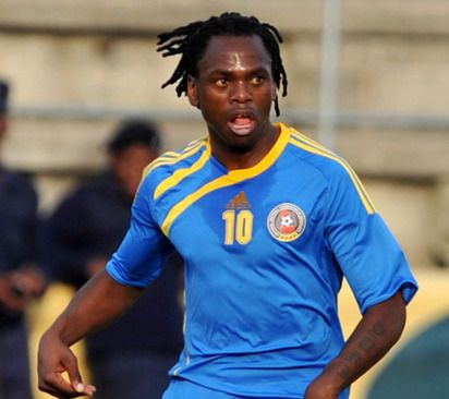 Dennis Masina, Swazi footballer who plays as a winger or a midfielder for Mpumalanga Black Aces and Swazi National Football Team. He has played for Orlando Pirates, KV Mechelen, Eendracht Aalst, SuperSport United and Manzini Wanderers.