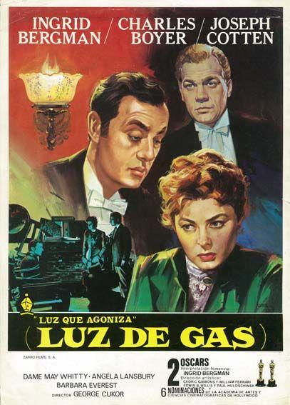 """Luz que agoniza (1944) """"Gaslight"""" de George Cukor - tt0036855"""