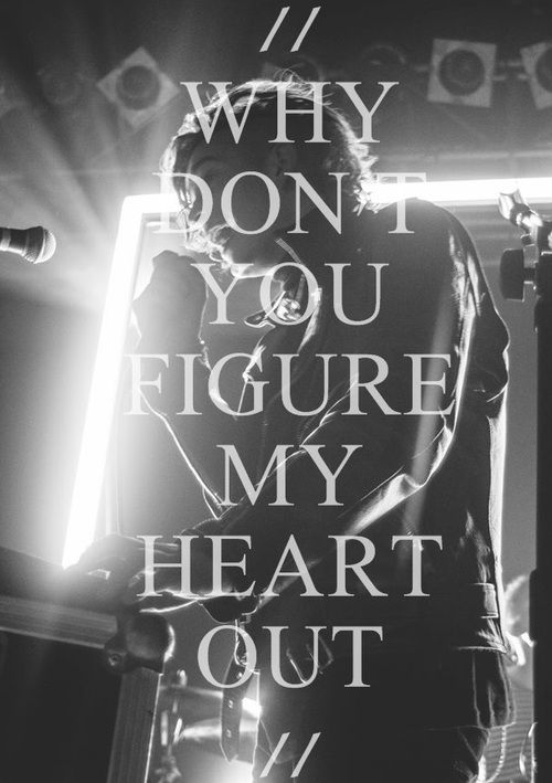 The 1975 - Heart Out