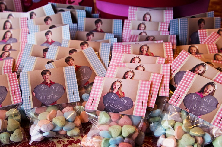 I made these for the kids Valentine's party this year.  Adjusted one of the free Valentines cards from Florabella Collection.