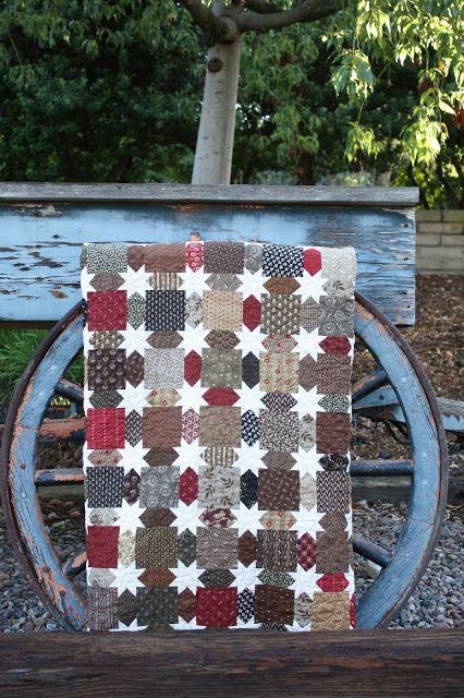 130 best Stars! images on Pinterest | Jellyroll quilts, Block ... : cornerstone quilt shoppe - Adamdwight.com