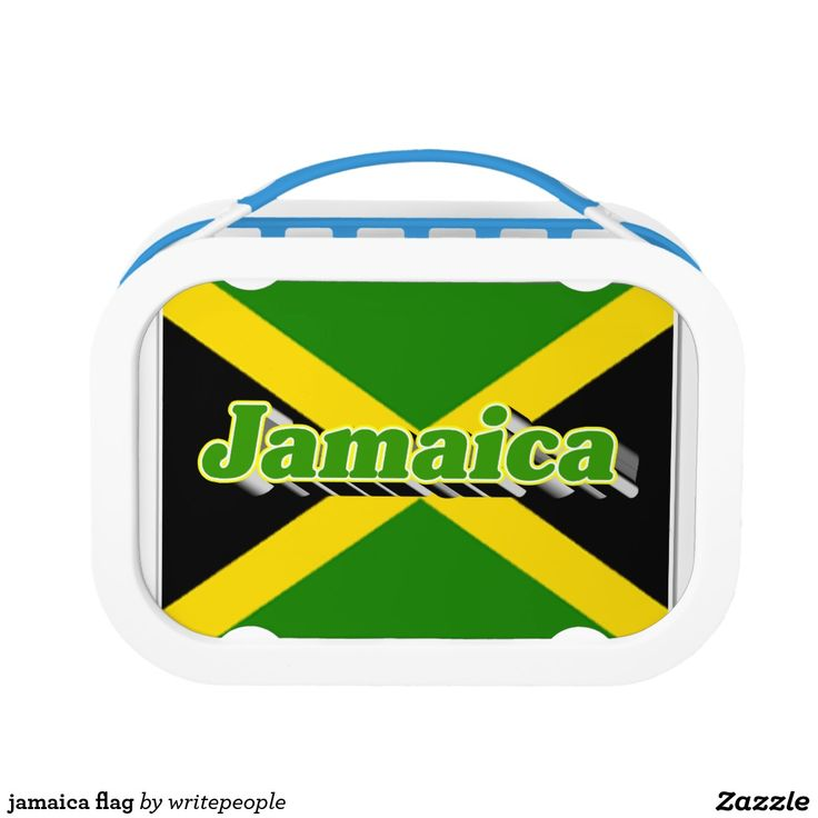 #jamaica flag replacement plate