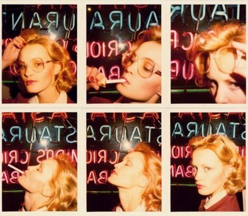 Jessica Lange, Paris, 1974, Antonio Lopez