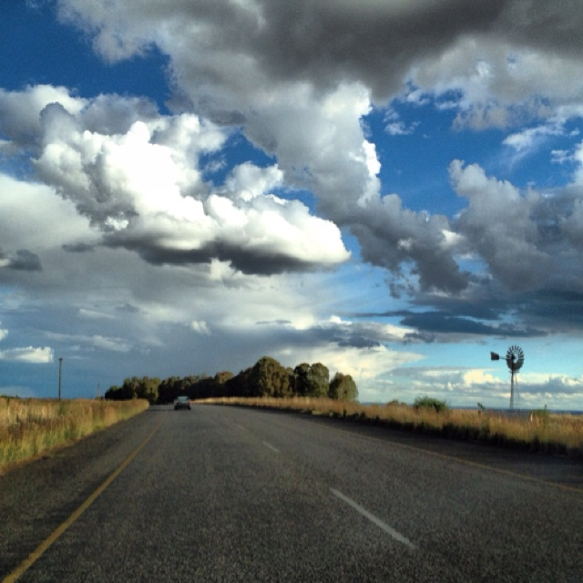 Road trip in South-Africa