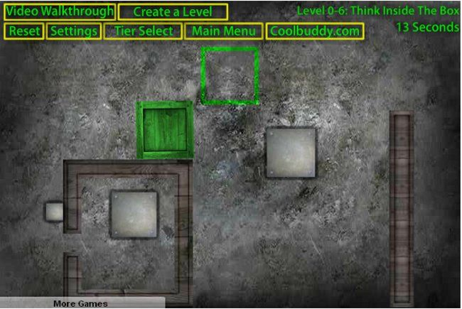 The fourth installment of Assembler. Once again, you must arrange shapes so that green pieces match up with the green outlines. Online Brain Games & Puzzle Games