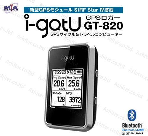 【Mobile Action】GPS サイクル&トラベルロガーigotU GT-820 16MBメモリ内蔵 IPX7防水対応(日本版) Mobile Action, http://www.amazon.co.jp/dp/B00AC0JN1U/ref=cm_sw_r_pi_dp_rAG1sb1G9YJ2P