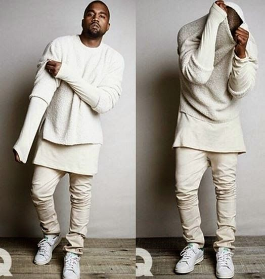 Kanye west chic and sneakers on pinterest