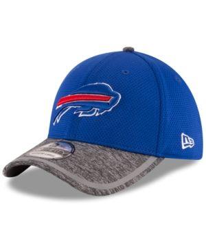 New Era Buffalo Bills 2016 Training Camp 39THIRTY Cap - Blue M/L