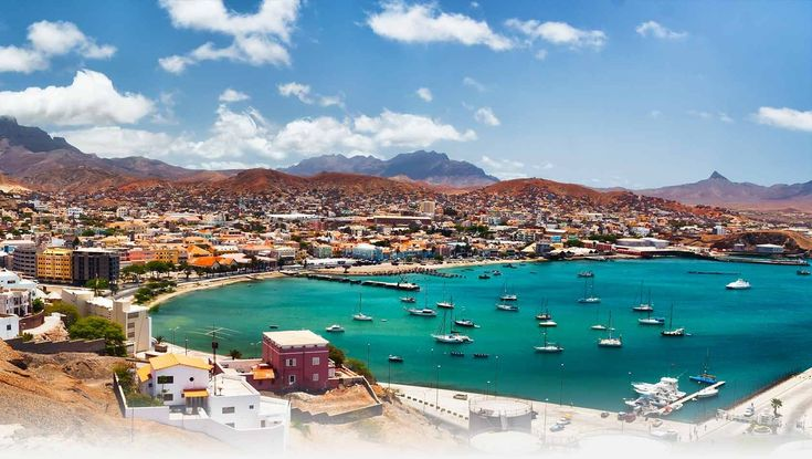 San Vicente, Porto Grande, Cape Verde, Cape Verde, a romantic and luxurious getaway