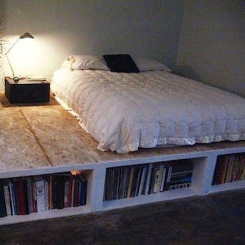 Saviez-vous que vous passez un tiers de votre vie en train de dormir ? Donc ça vaut peut-être le coup d'avoir un lit confortable et original, non ? Mais ne vous inquiétez pas, vous n'avez pas besoin de dépenser une fortune ! Voici 14lits ingénieux que vous pouvez faire vous-même......