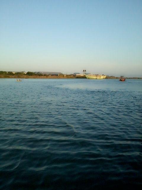jepret in pelabuhan brondong