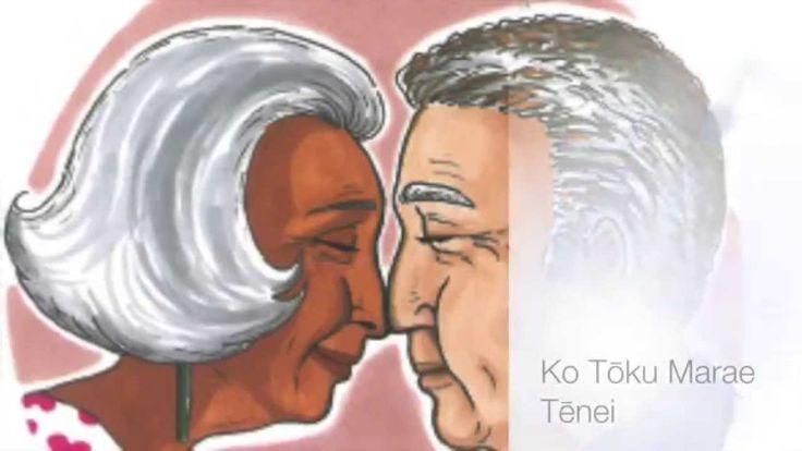 Ko Tōku Marae Tēnei is a waiata about the the marae; the people, what happens…