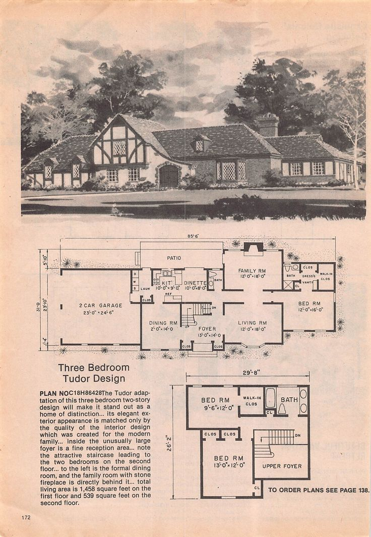 Storybook Cottage House Plans 447 best awesome homes images on pinterest | floor plans, vintage