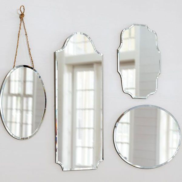 Hang a mirror opposite a window to boost natural, reflected light in a room. The Victorians used this trick when dim gas-fueled fixtures and candles were the only supplementary lights.