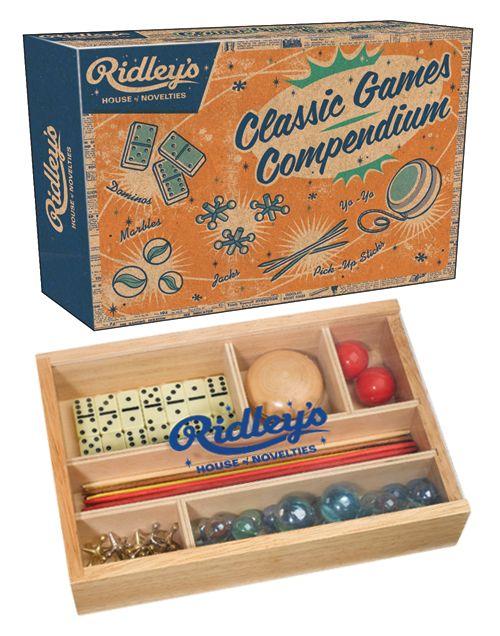 c1936-Classic Games Compendium - Ridleys House of Novelties