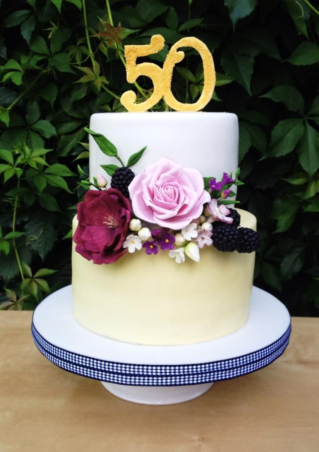 Fabulous 50 By Dasa Cakes Amp Cake Decorating Daily