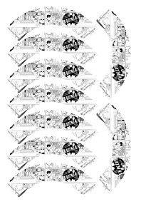 Free printable superhero mini cupcake wrappers =)   tegneserie superhelt minicupcakewrapper