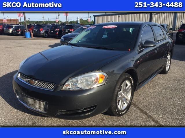 Used 2013 Chevrolet Impala LT (Fleet) for Sale in Mobile AL 36608 SKCO Automotive
