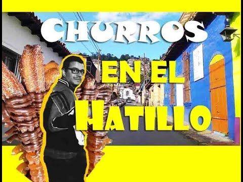 DONDE COMER CHURROS EN EL HATILLO