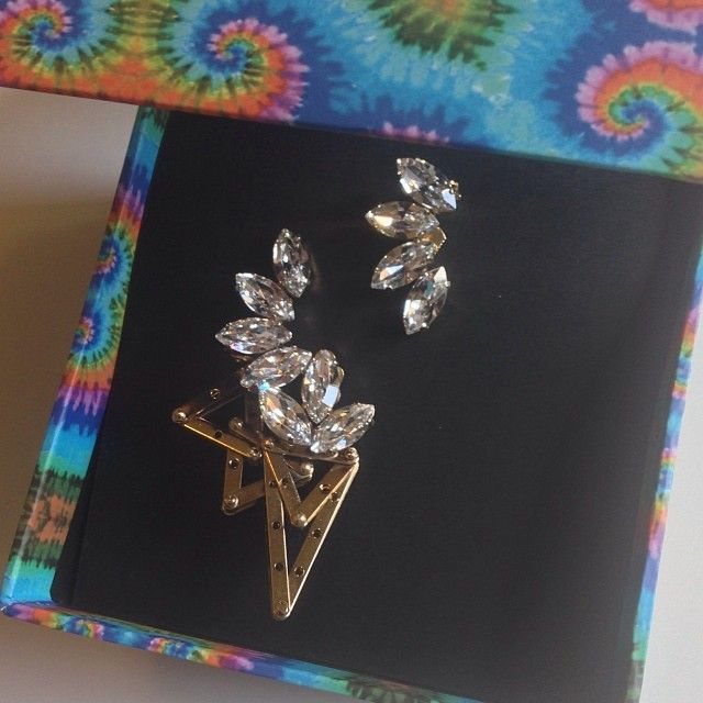 One Sanura earcuff off to a lovely customer