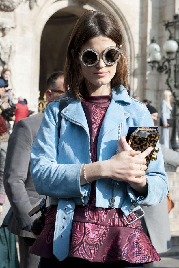 Street Style Paris Fashion Week 2013