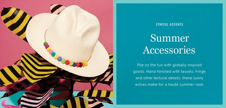 SUMMER ACCESSORIES | Accompany
