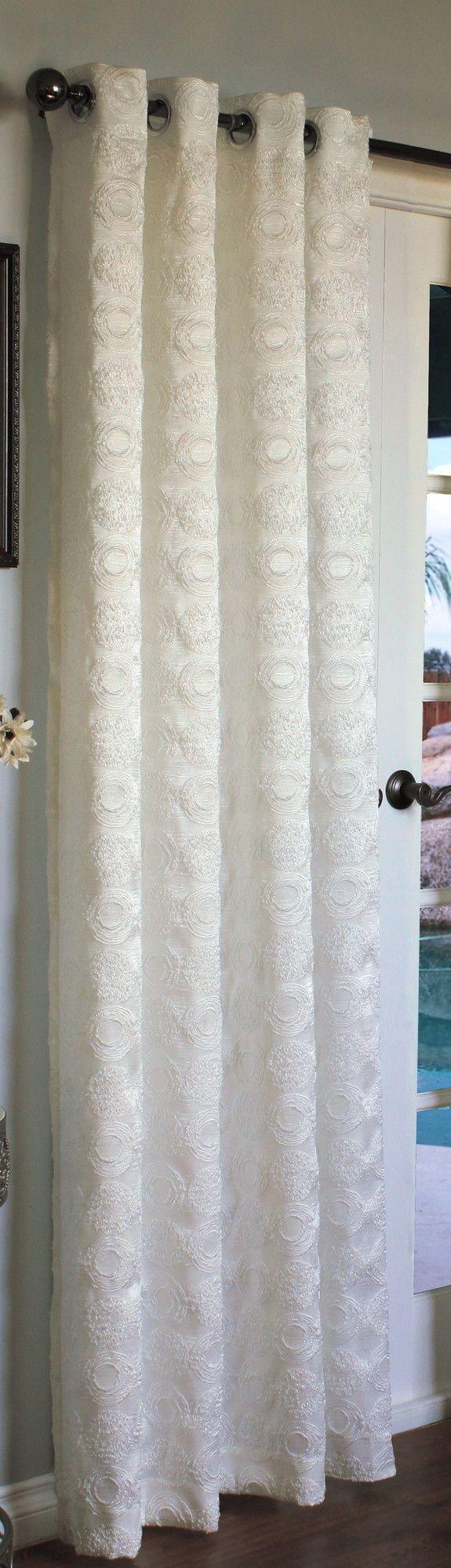 Home gt curtains collection gt modern curtains gt elegant pink un - Montross Grommet Single Curtain Panel