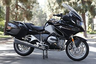 2014 BMW R1200RT - BMW has been expanding and upgrading their lineup, and the latest bike to receive a makeover is the venerable RT sport tourer.