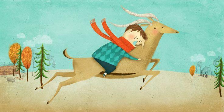ilustrace: Marie-Eve Tremblay     Dneska bych vám na blogu zase ráda představila sérii pěkných dětských knih, které mám pro děti nově doma...