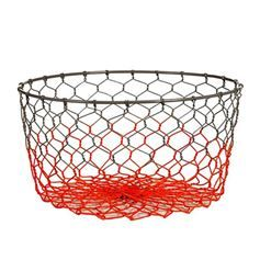Wire baskets for decoration.Not food safe.€47,58