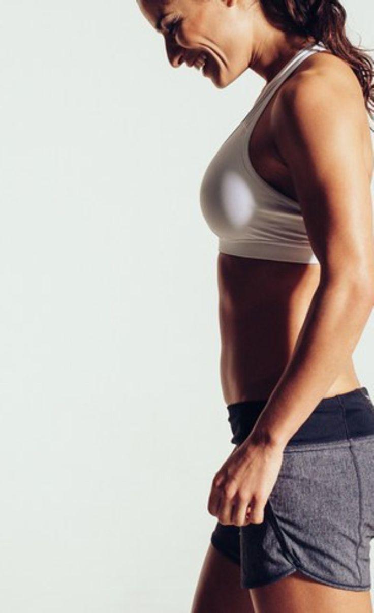 Abdominaux exercices : gainage latéral - Exercice pour taille fine