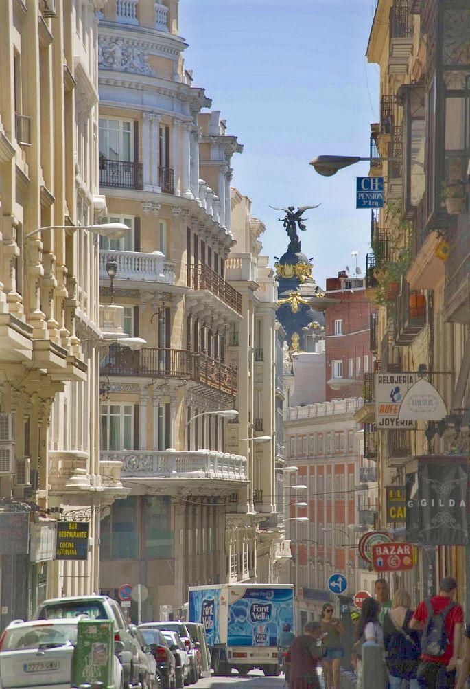 Calle Caballero de Gracia