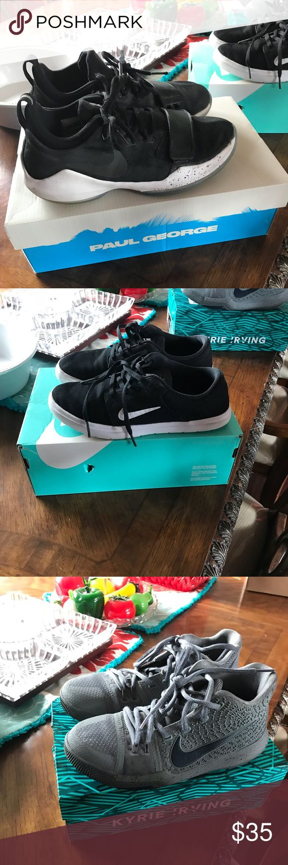 Nike kids shoes Almost brand new Nike Shoes Sneakers