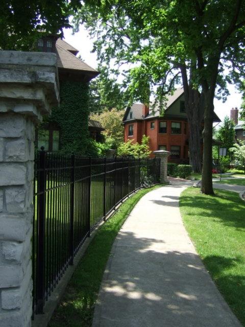 Walkersville in Windsor, Ontario. Image by Brad Scrinko.