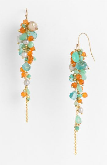 Alexis Bittar 'Elements' Cluster Drop Earrings available at Nordstrom